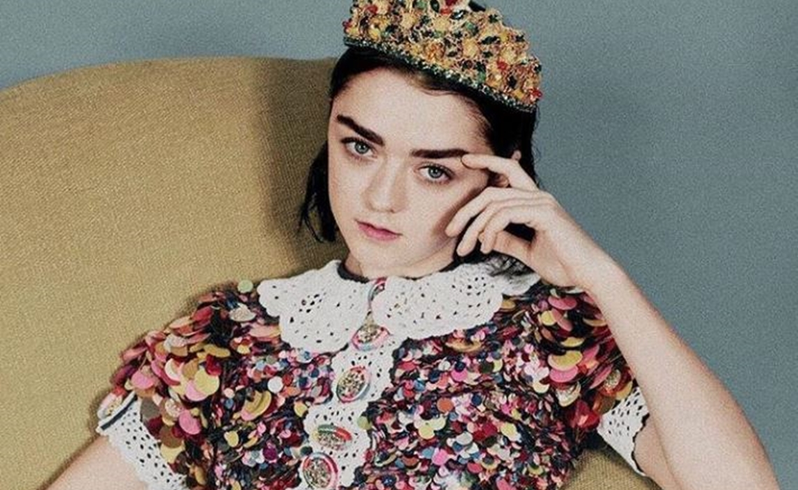 Rooster Teeth Casts 'Game Of Thrones' Star Maisie Williams