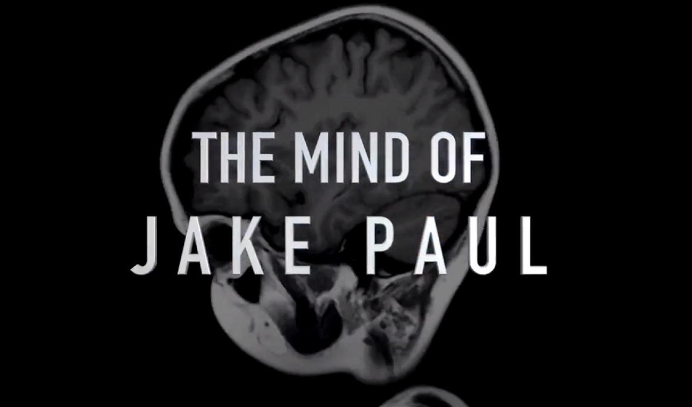 Shane Dawson's Next Docuseries Is About 'The Mind Of Jake Paul,' Will Premiere Sept. 25