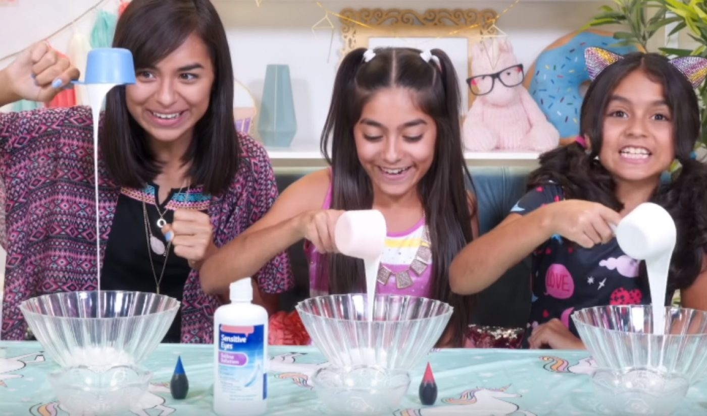 YouTubers Karina Garcia, The GEM Sisters Star In Ad Council's 'She Can STEM' Campaign