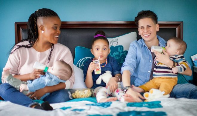 Creators for Good: Ebony From Team2Moms Elevates Visibility For Queer Families And Black Women's Health