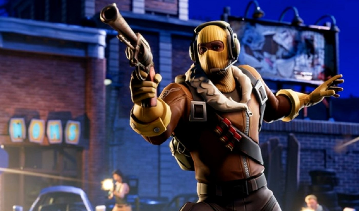 'Fortnite' Developer Sues Two YouTubers For Using, Selling Cheat Codes