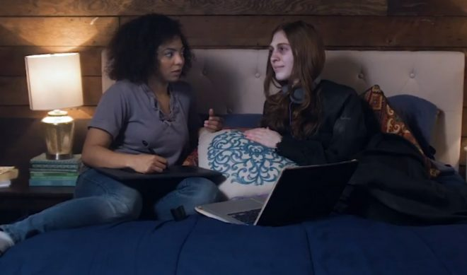 Indie Spotlight: In Comedy Series 'A Girl's Guide To Ghosting,' A Developer And Her Unearthly New Roommate Create An Anti-Dating App