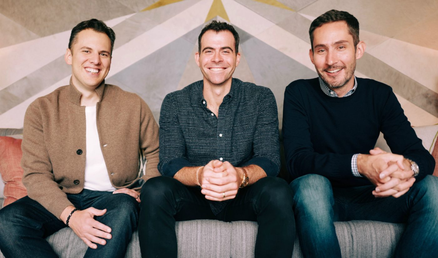 Instagram Exec Adam Mosseri Assumes CEO Role In Wake Of Co-Founders' Departure