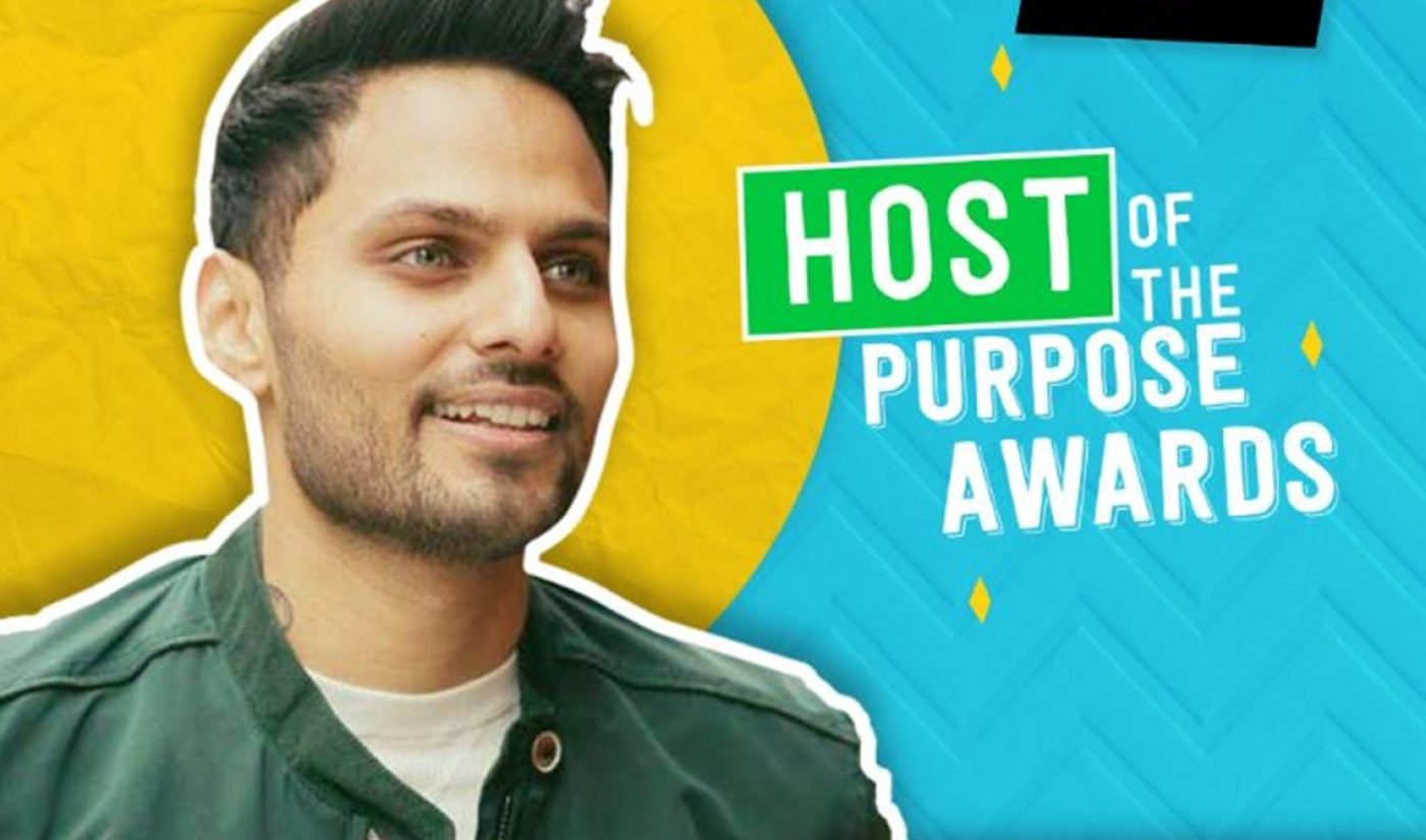Jay Shetty To Host 2nd Annual 'Streamys Purpose Awards', Followed By Creator Summit On Mental Health