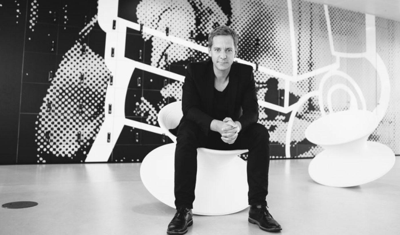 Lego Social Media Exec Lars Silberbauer Named SVP Of MTV Digital Studios