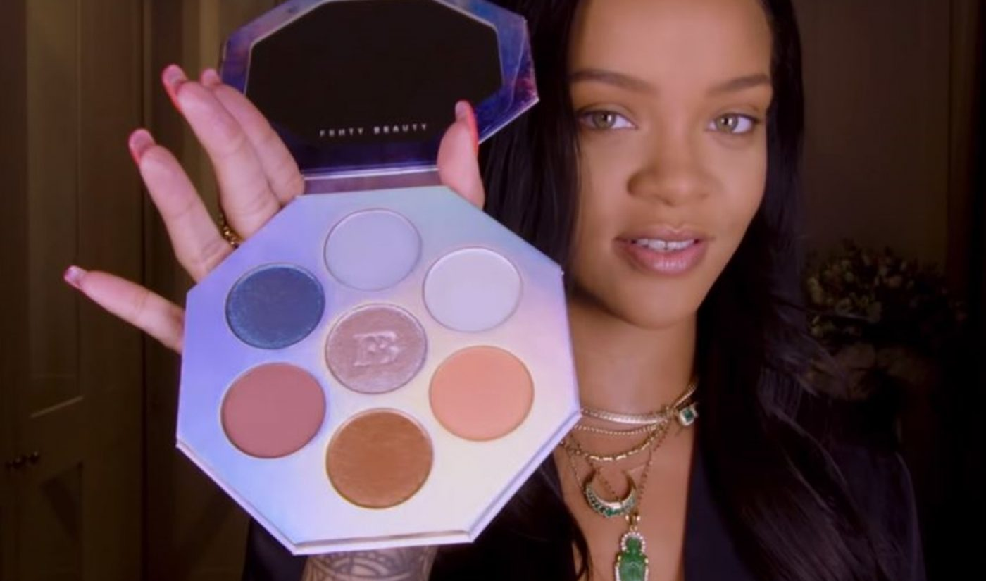 Rihanna Tries Her Hand At Being A Beauty Vlogger In New YouTube Series