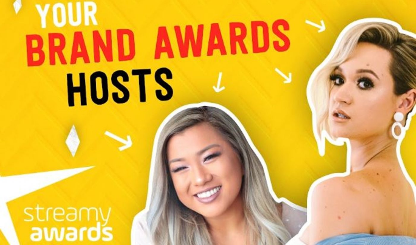 Alisha Marie And Remi Cruz To Host First-Ever 'Streamys Brand Awards'