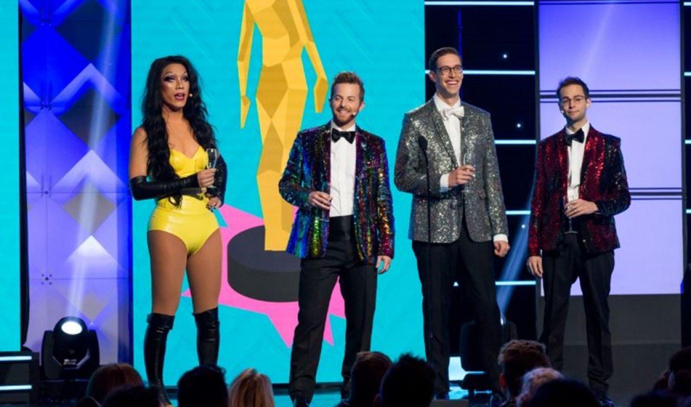 YouTube Documentarian Shane Dawson Wins Big At Streamy Awards For 'TanaCon' Series