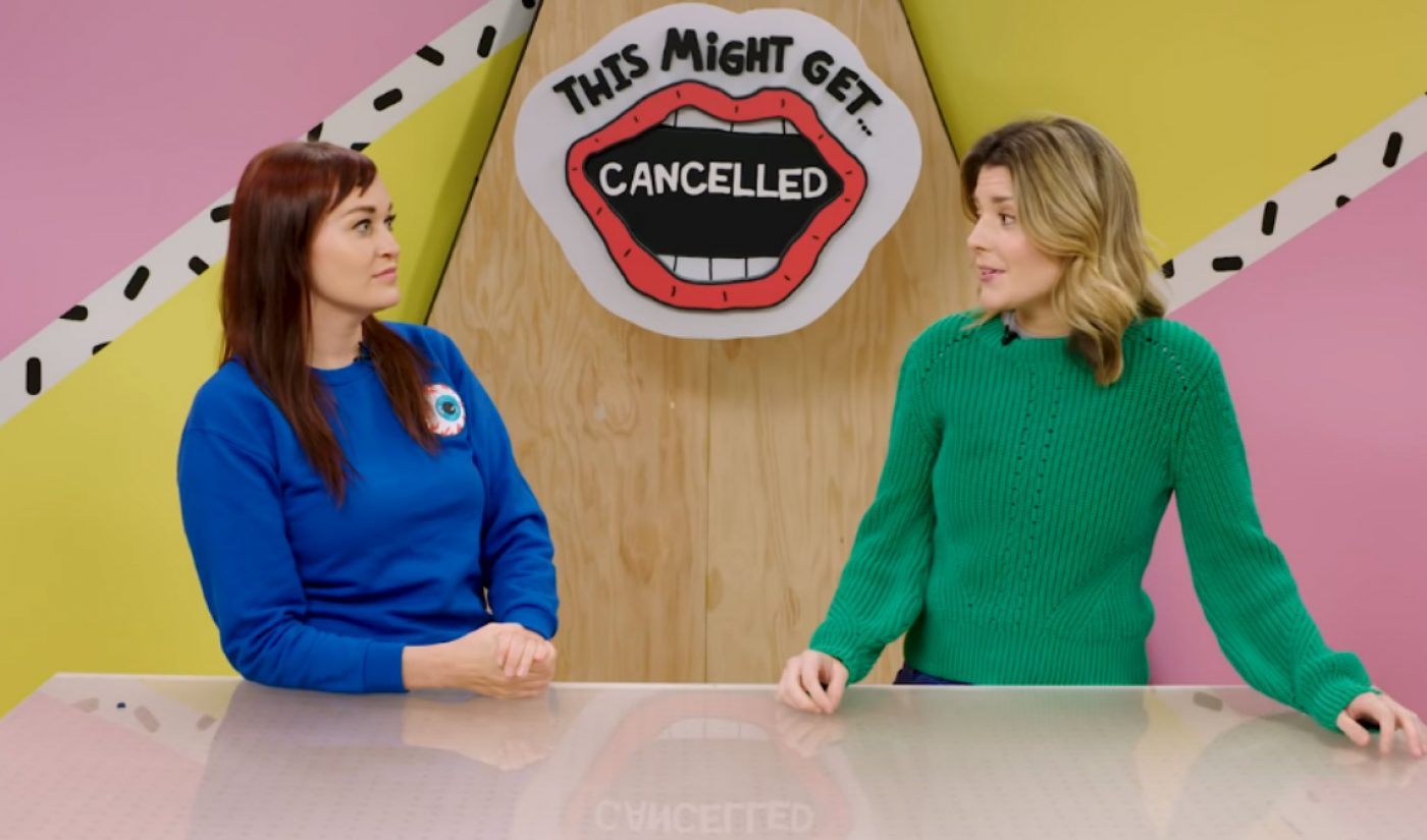 Mamrie Hart And Grace Helbig YouTube Show 'This Might Get' Gets Axed, But Will Live On As A Podcast