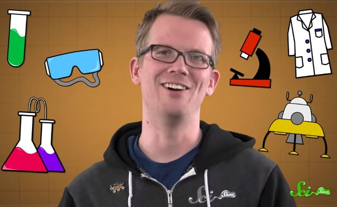 Hank Green Bows 'SciShow Tangents' Podcast Inspired By Hit YouTube ...