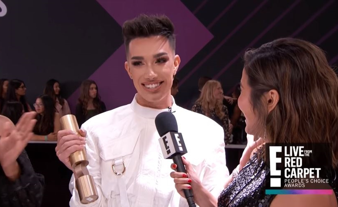 Shane Dawson James Charles Crowned At 44th People S