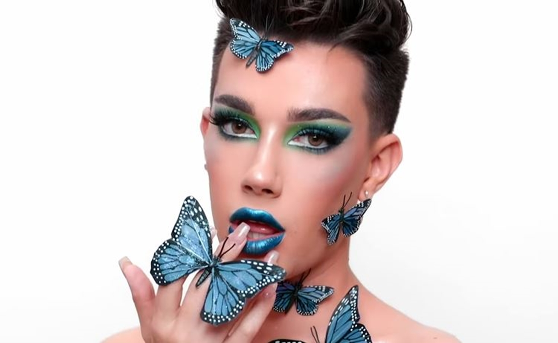 172fea937c2 Approaching 10 Million Subscribers, James Charles Unveils Morphe Makeup  Collab