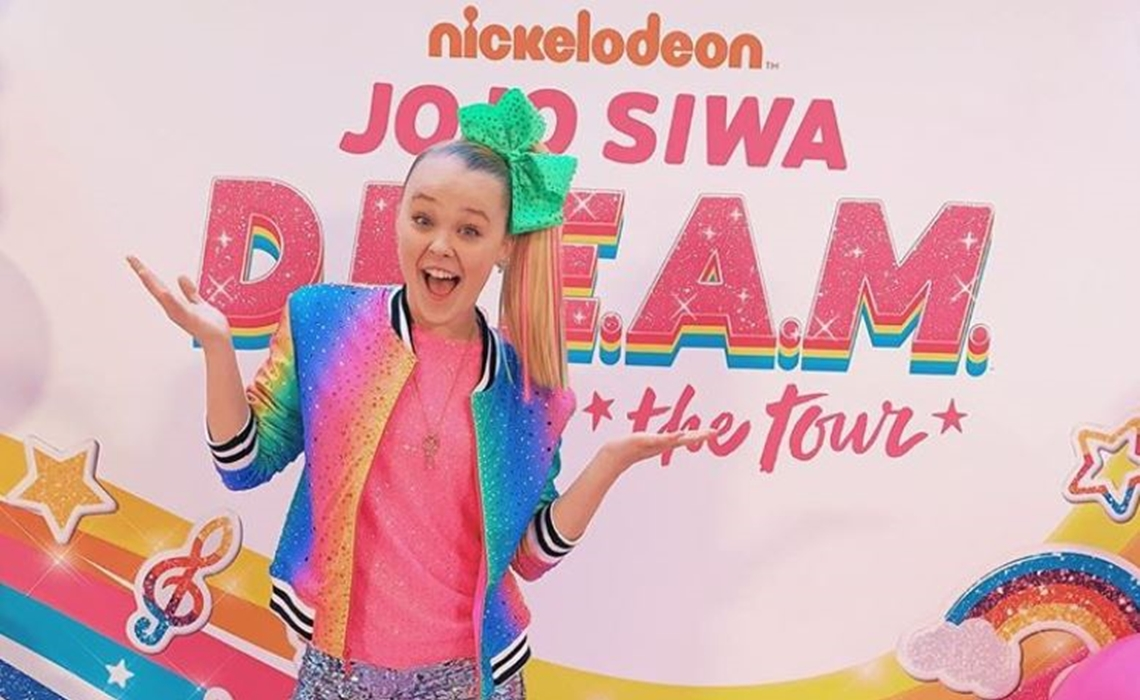Nickelodeon Influencer JoJo Siwa To Hit The Road In Support Of Debut EP,