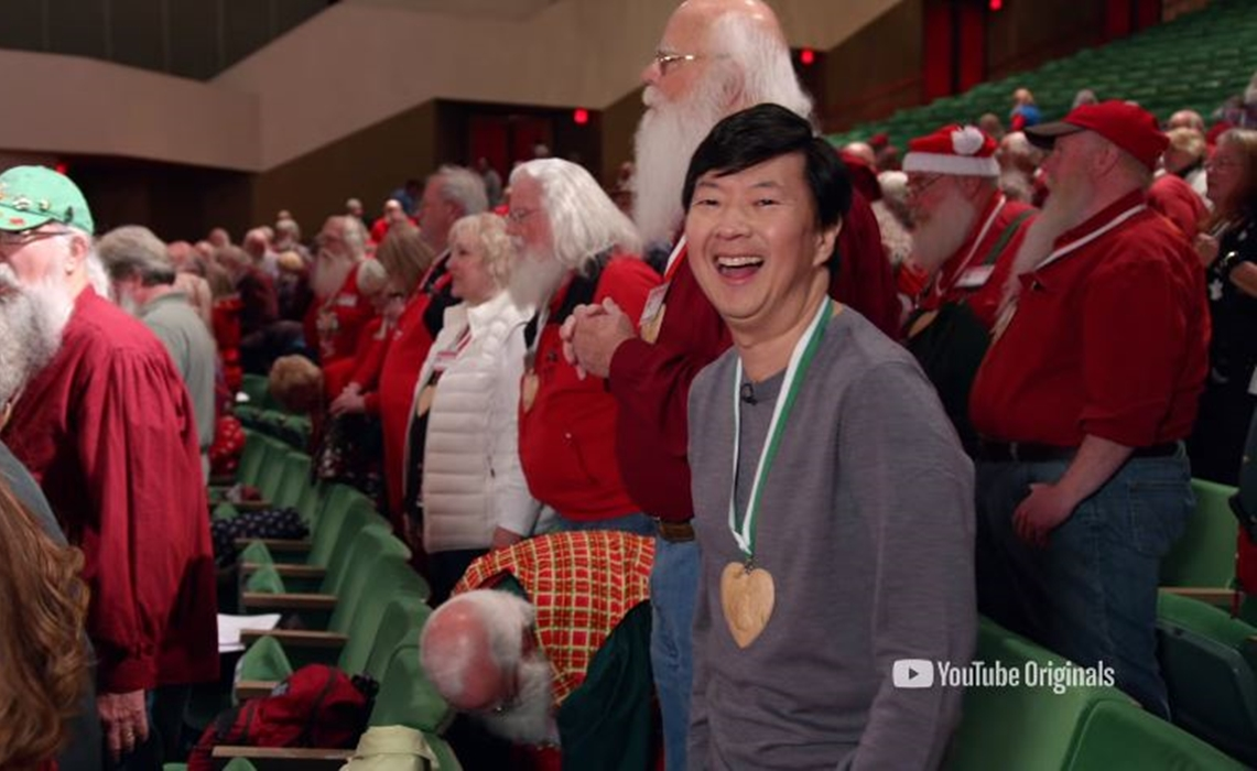 YouTube Teams With BuzzFeed, Sony For Ken Jeong-Starring Holiday ...