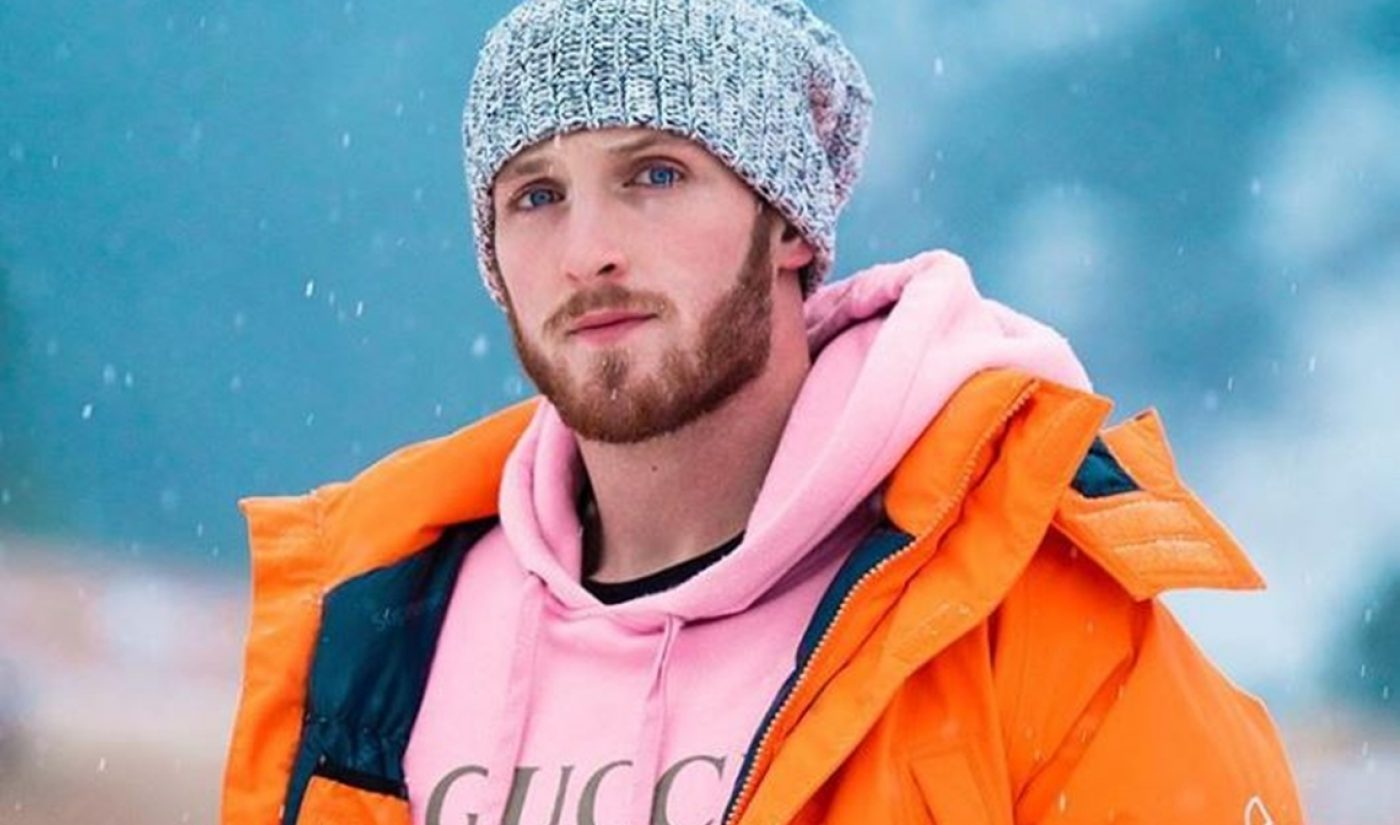 Logan Paul Headlines 'Flat Earth' Convention In What Appears To Be A Troll