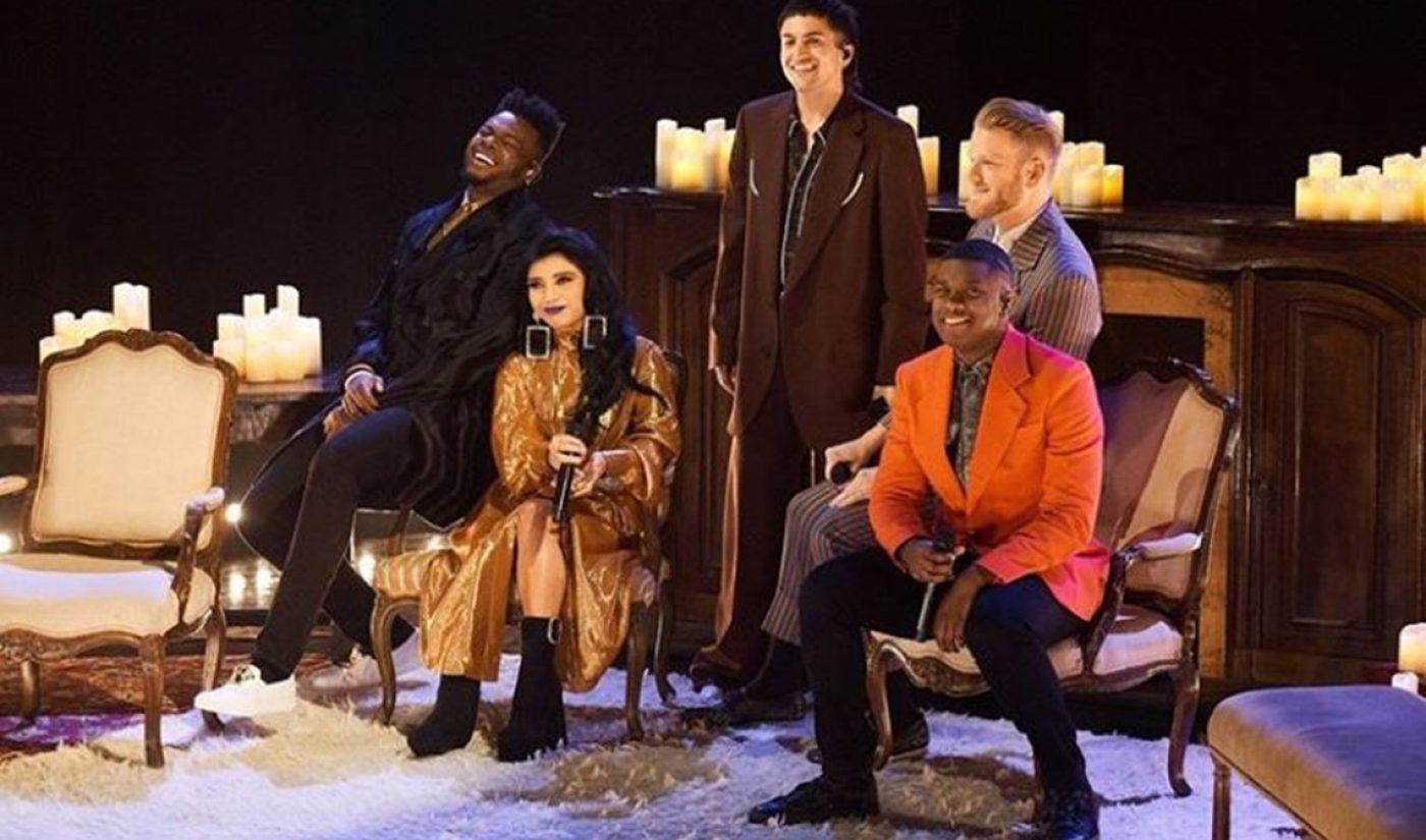 Pentatonix Sets 3rd NBC Christmas Special With Kelly Clarkson, Backstreet Boys, More