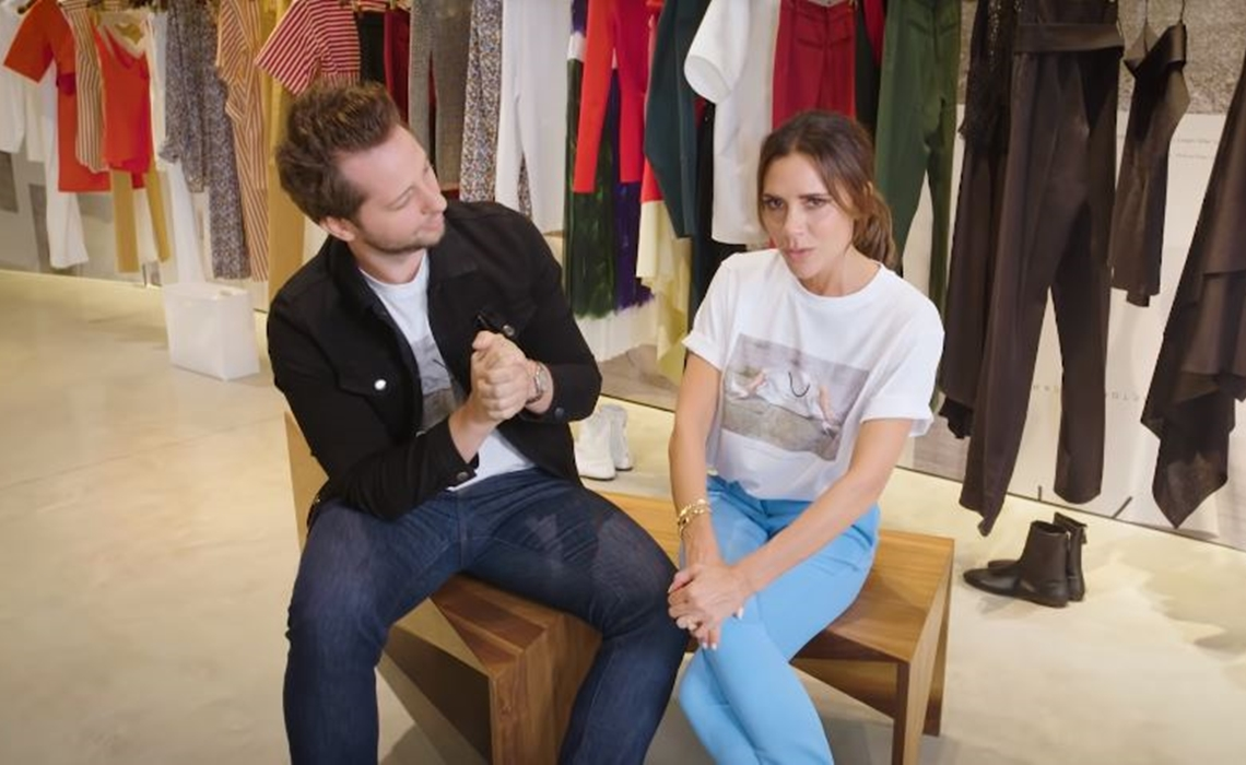 Victoria Beckham To Vlog About Fashion And Beauty On New