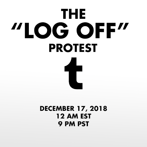 Tumblr Verizon NSFW ban protest