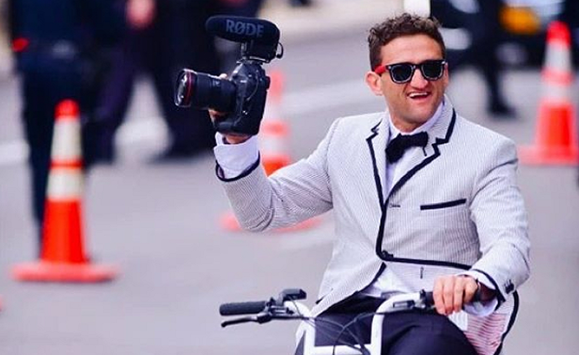 6167212c34 Casey Neistat Is Hosting A Contest To Design 368 s Logo And Branding.  Here s How To Enter.