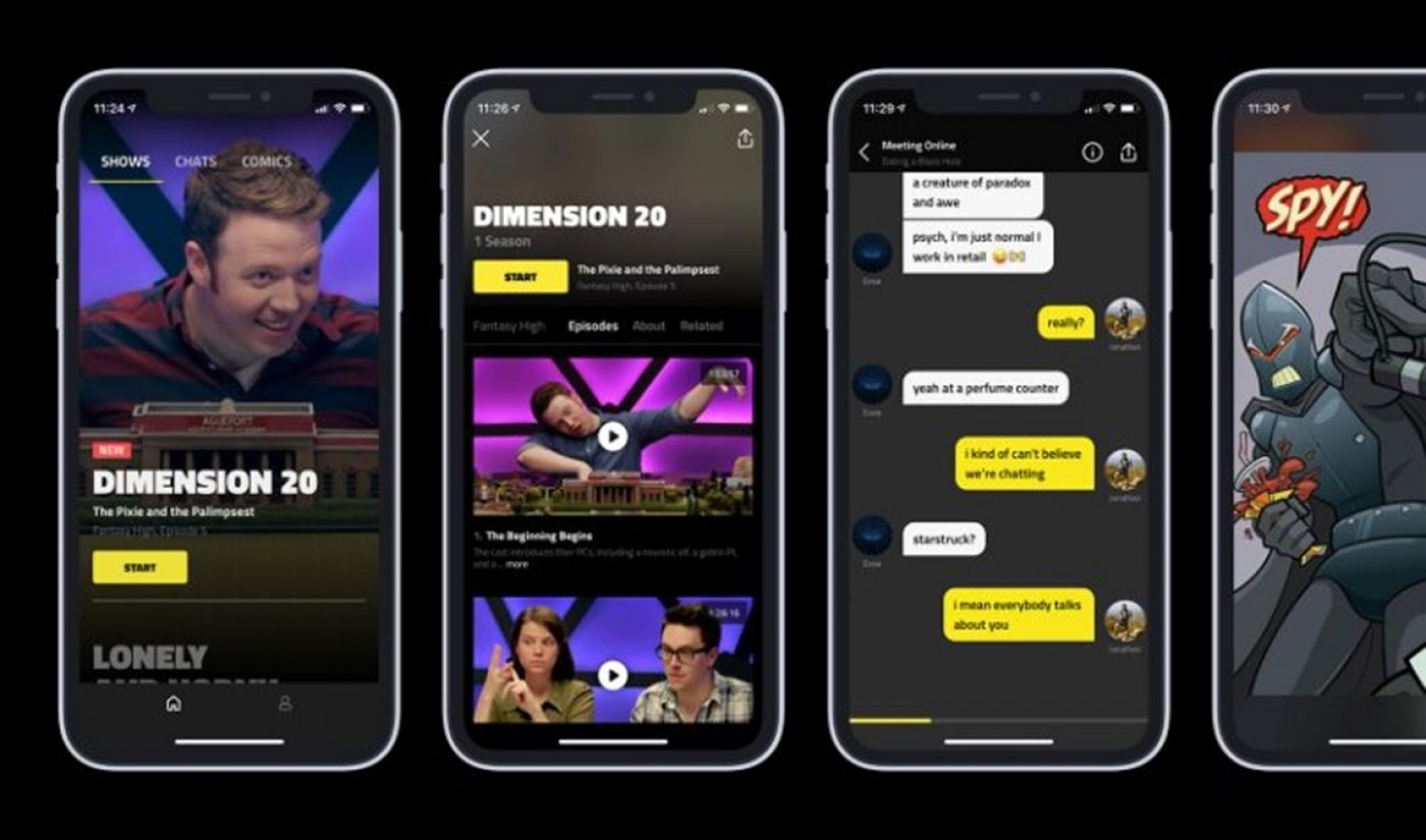 CollegeHumor Launches Native iOS, Android Apps For 'Dropout' Subscription Service