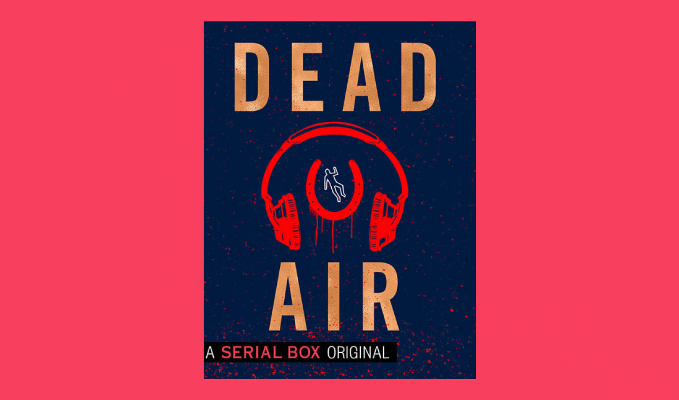 Indie Spotlight: In 'Dead Air,' A Midnight Radio Host Reins In Murder