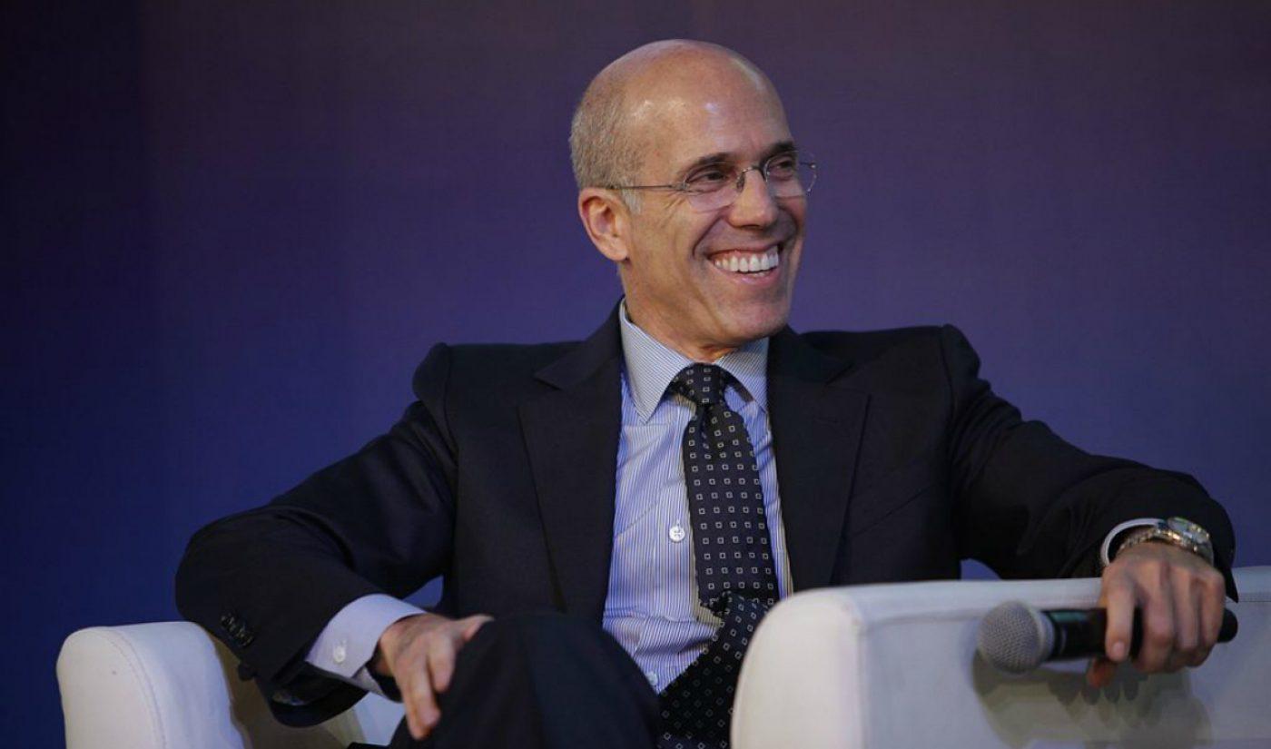 Jeffrey Katzenberg's Quibi Builds Out Powerhouse Executive, Operational Teams