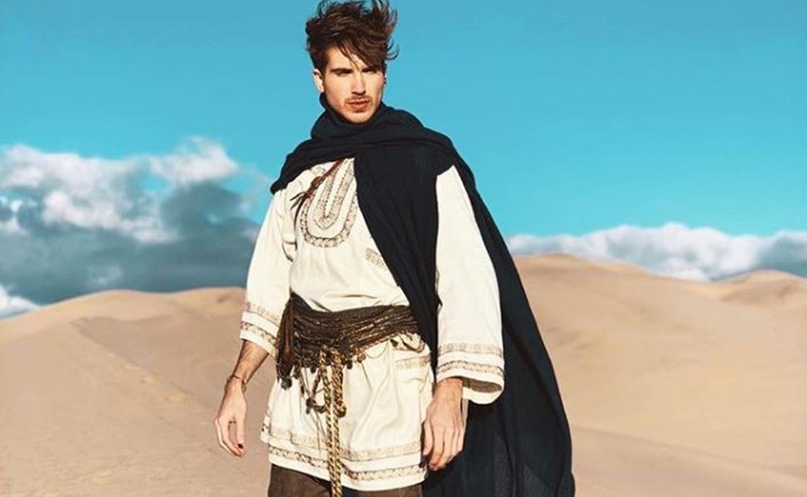 "Joey Graceffa Teases Debut EP, With Kick-Off Single ""Kingdom"