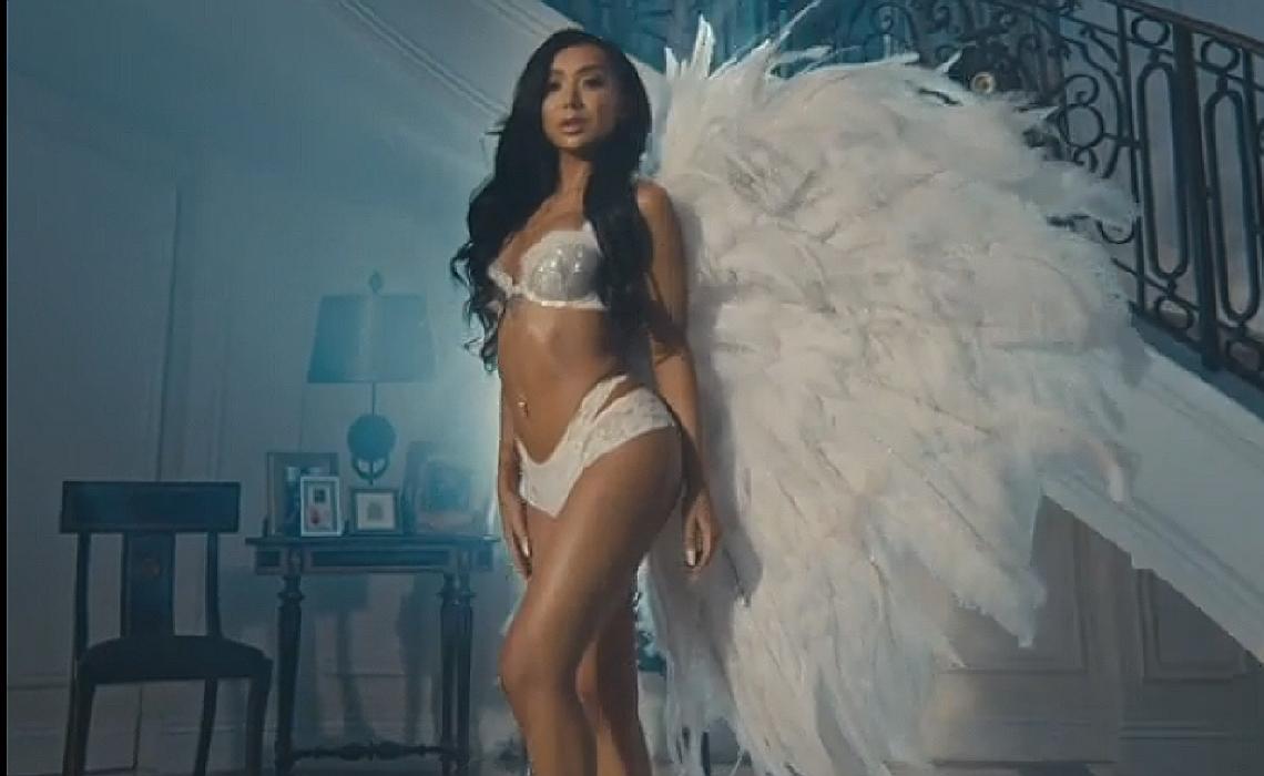 ab86814372 Transgender Beauty Vlogger Nikita Dragun Drops Her Own Victoria s Secret Ad  After Exec s Transphobic Comments