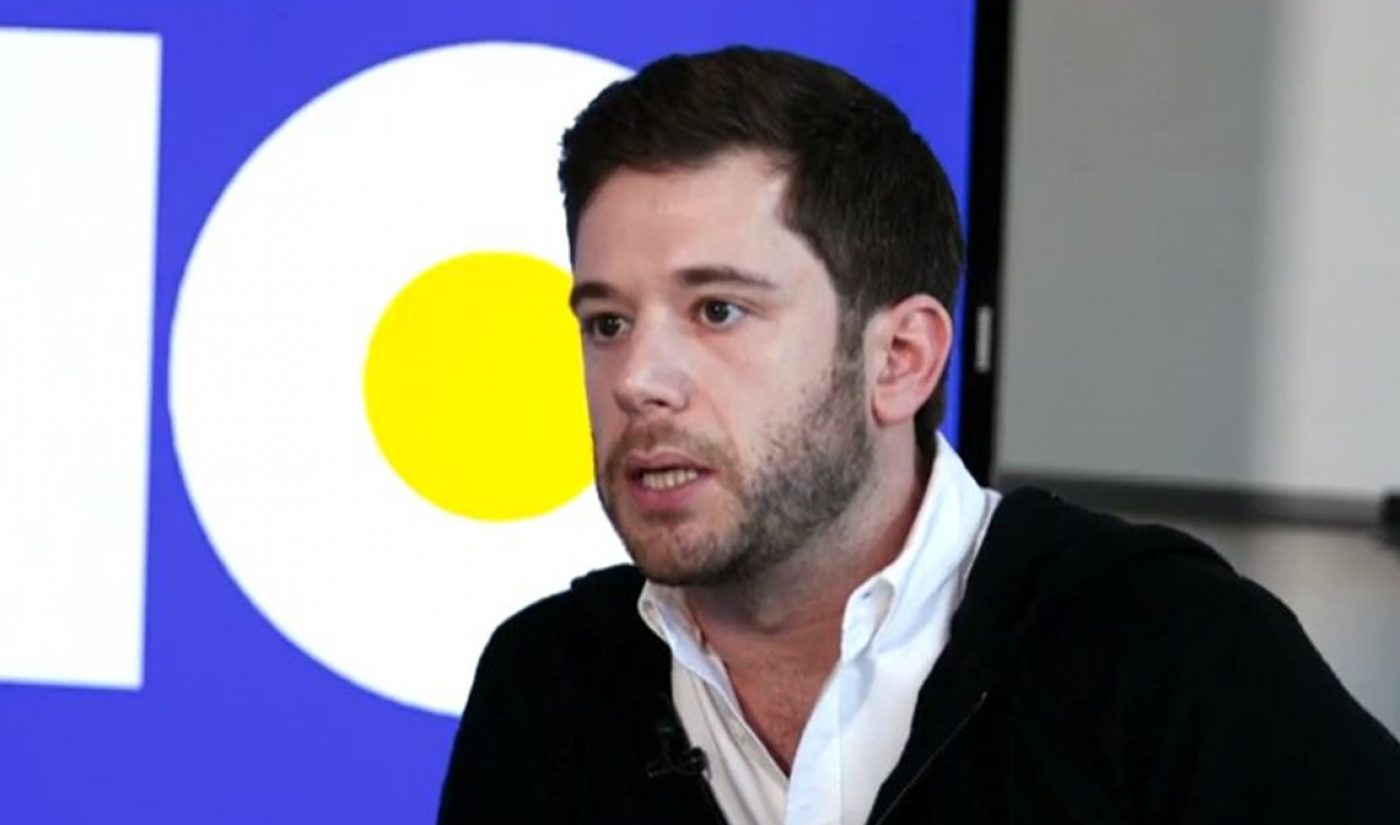 Colin Kroll, Co-Founder Of Vine And HQ Trivia, Dies At 34 Of Reported Overdose