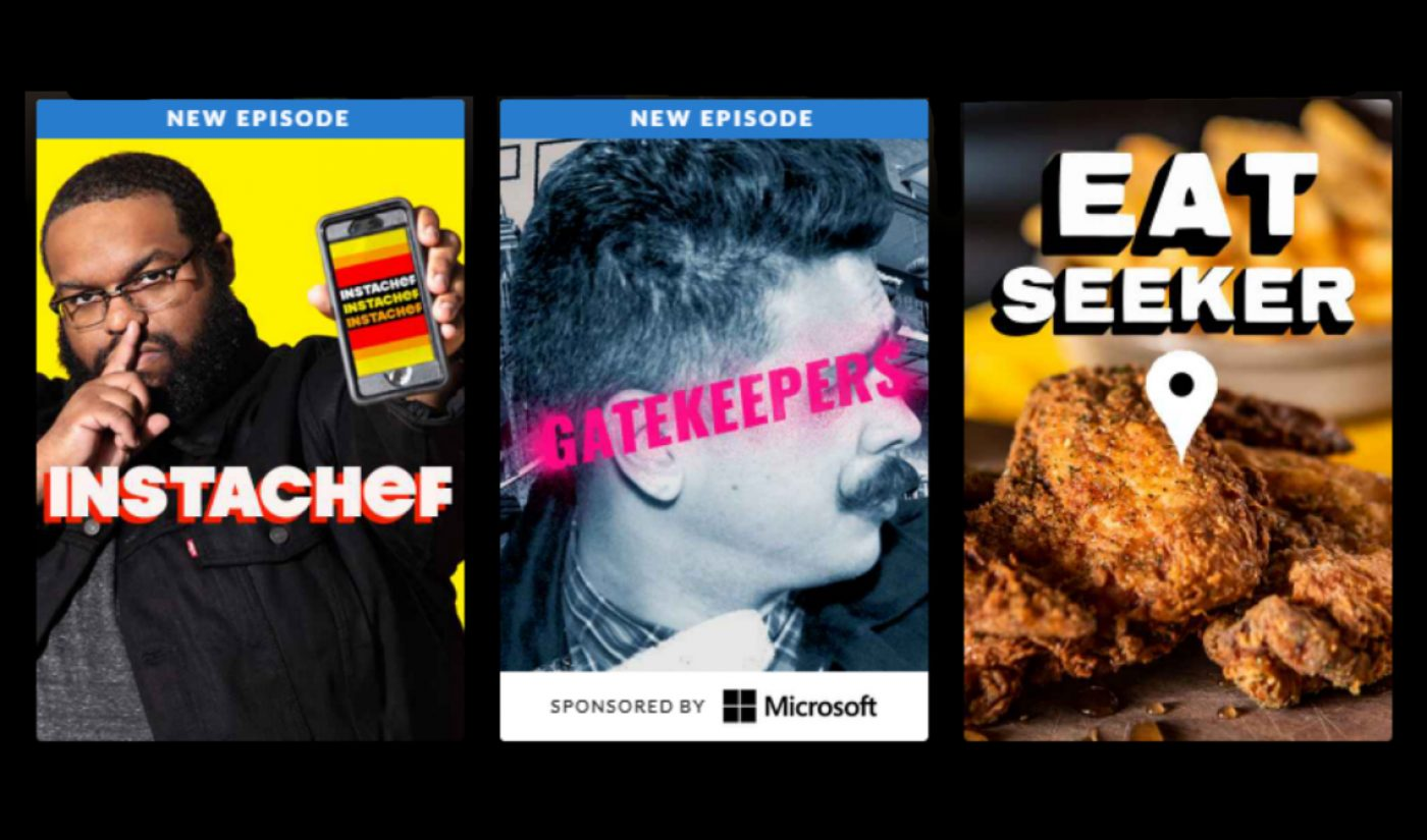 Thrillist Unveils Four Shows For Foodies In First-Ever Content Slate