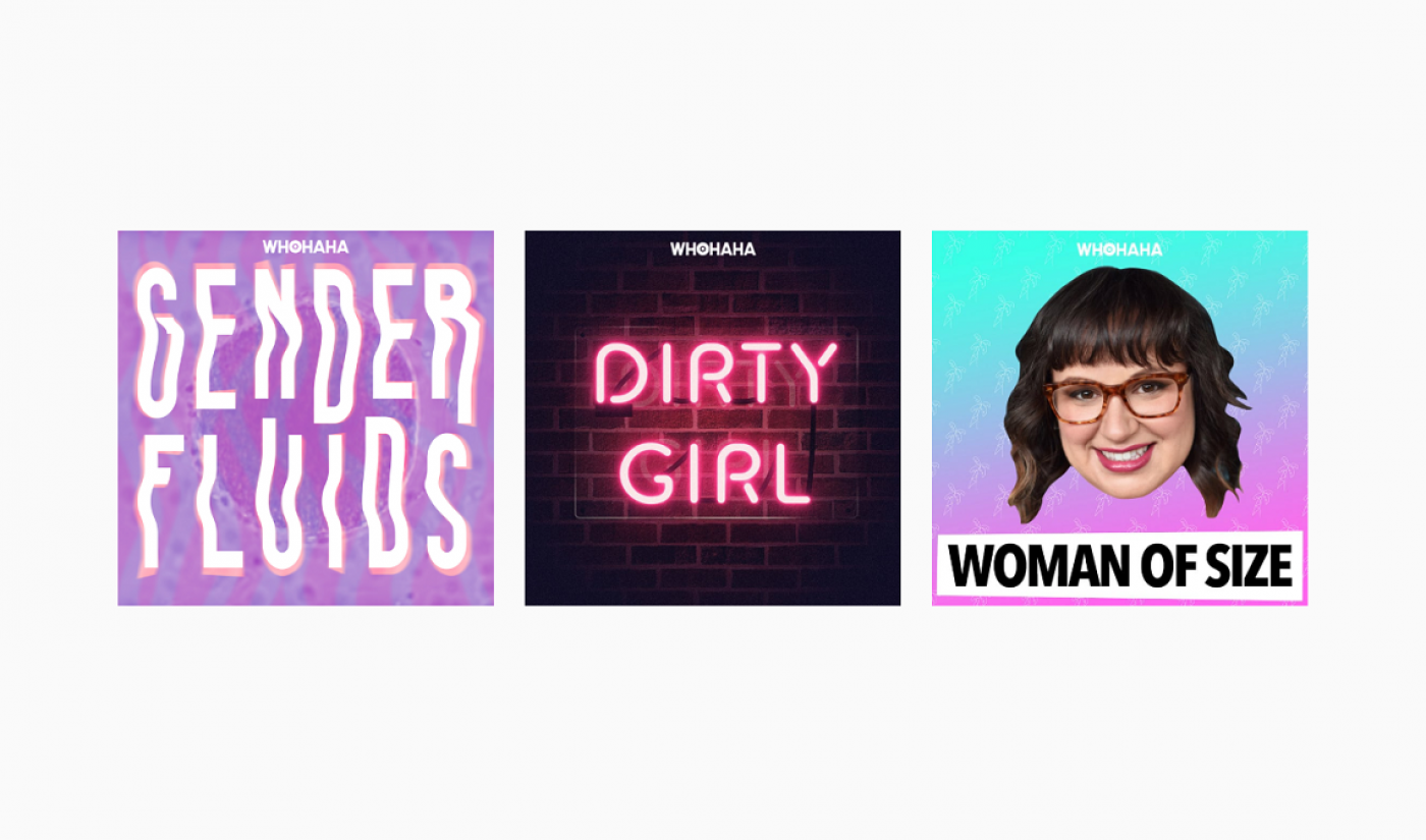 Elizabeth Banks' WhoHaha Launches Podcast Network, Seeks Women And Nonbinary Podcasters