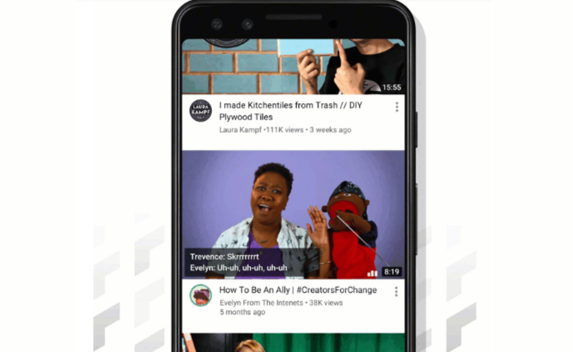 YouTube Aims To Boost Video Engagement With Home Feed