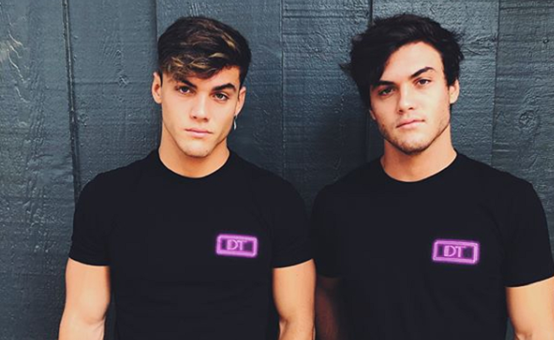 a09ddf63d The Dolan Twins Forced To Ask Fans Not To Attend Their Late Father's Funeral