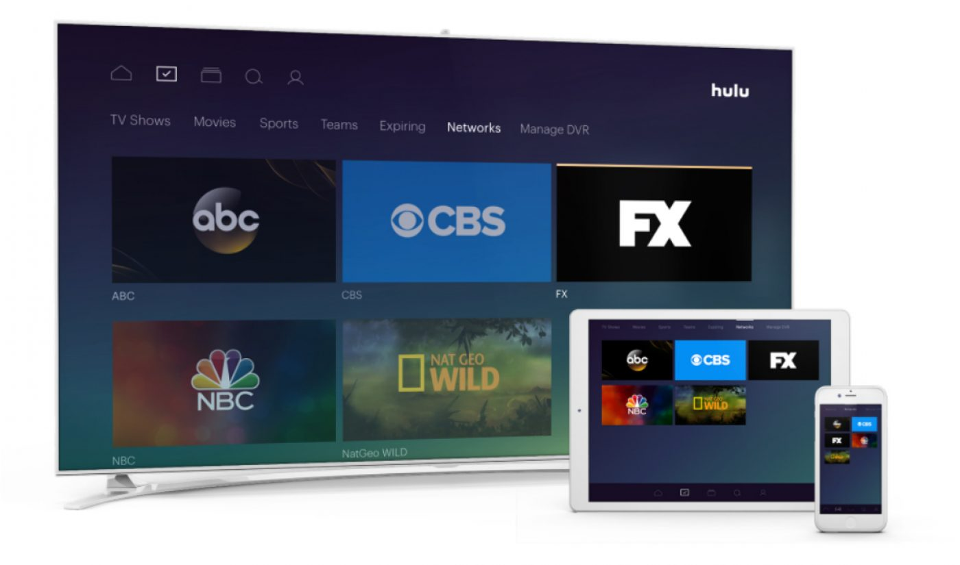 Hulu Drops Price Of Ad-Supported Subscription Plan, Increases Price For Hulu With Live TV