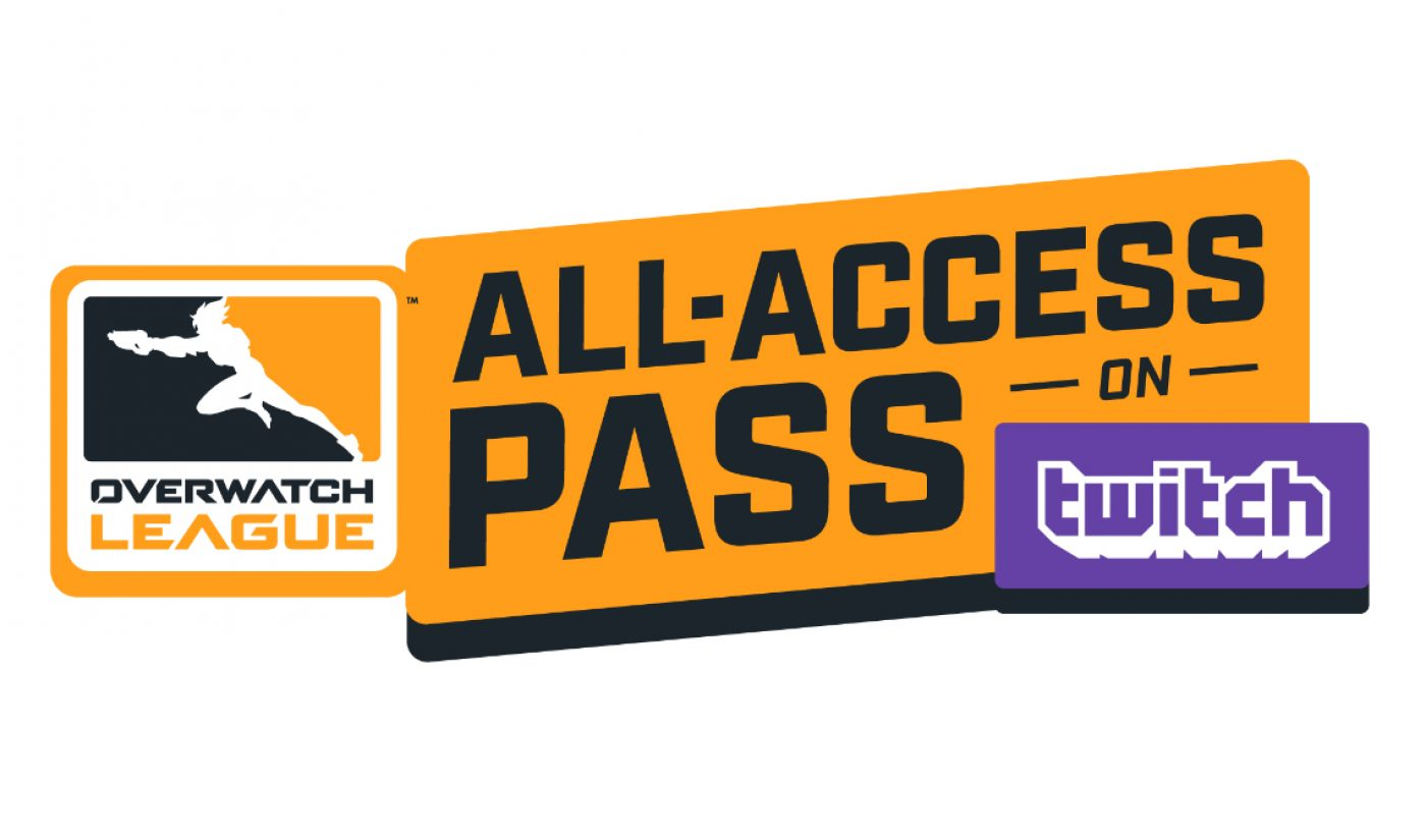 This Year's Overwatch League Pass Lets Twitch Viewers Experience Matches From Players' Perspectives