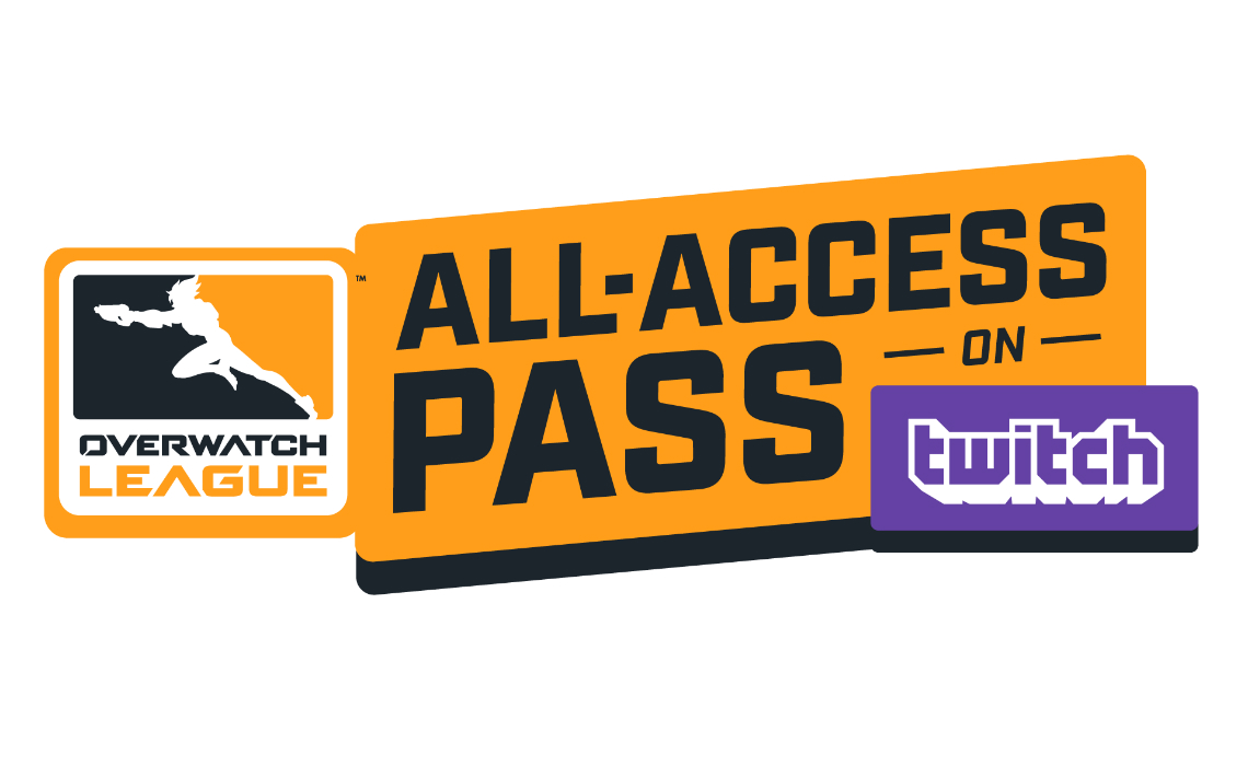 This Year's Overwatch League Pass Lets Twitch Viewers