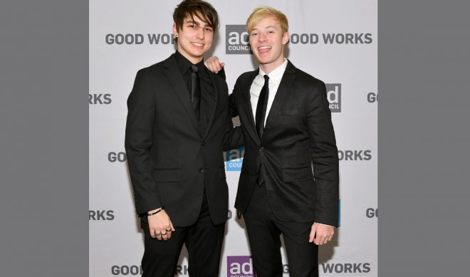 YouTubers Sam And Colby's 'Life Project' Aims To Teach Teens How To Thrive