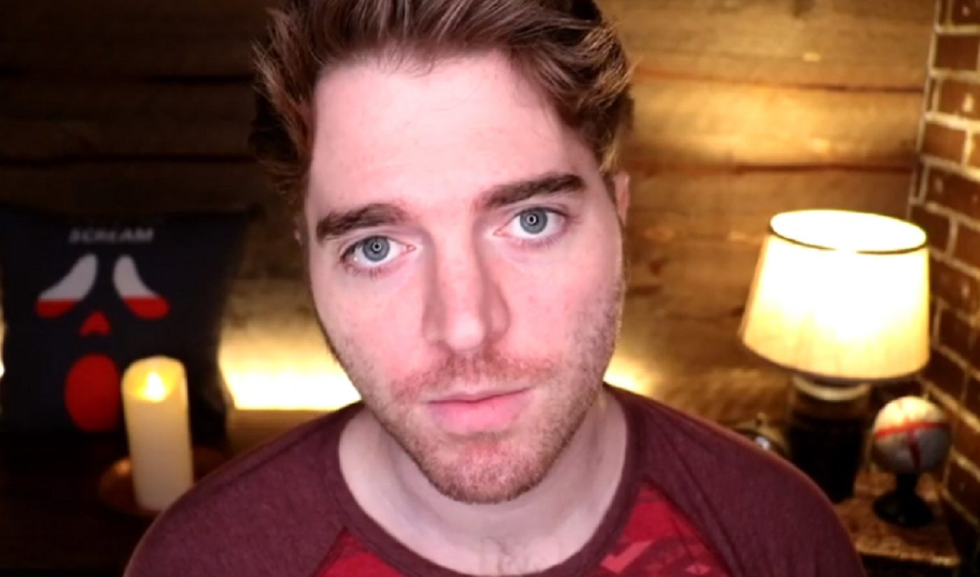 Shane Dawson Likely Lost Thousands In Ad Revenue After His Latest Video Was Mistakenly Demonetized