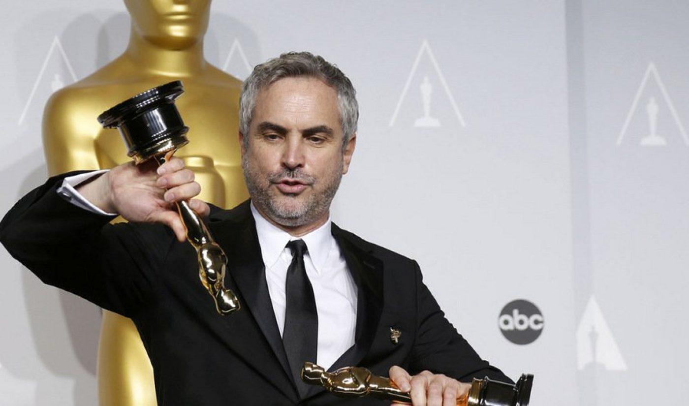 Insights: Here's Why Netflix's 'Roma' Near Miss Still Means It Won Oscar Season