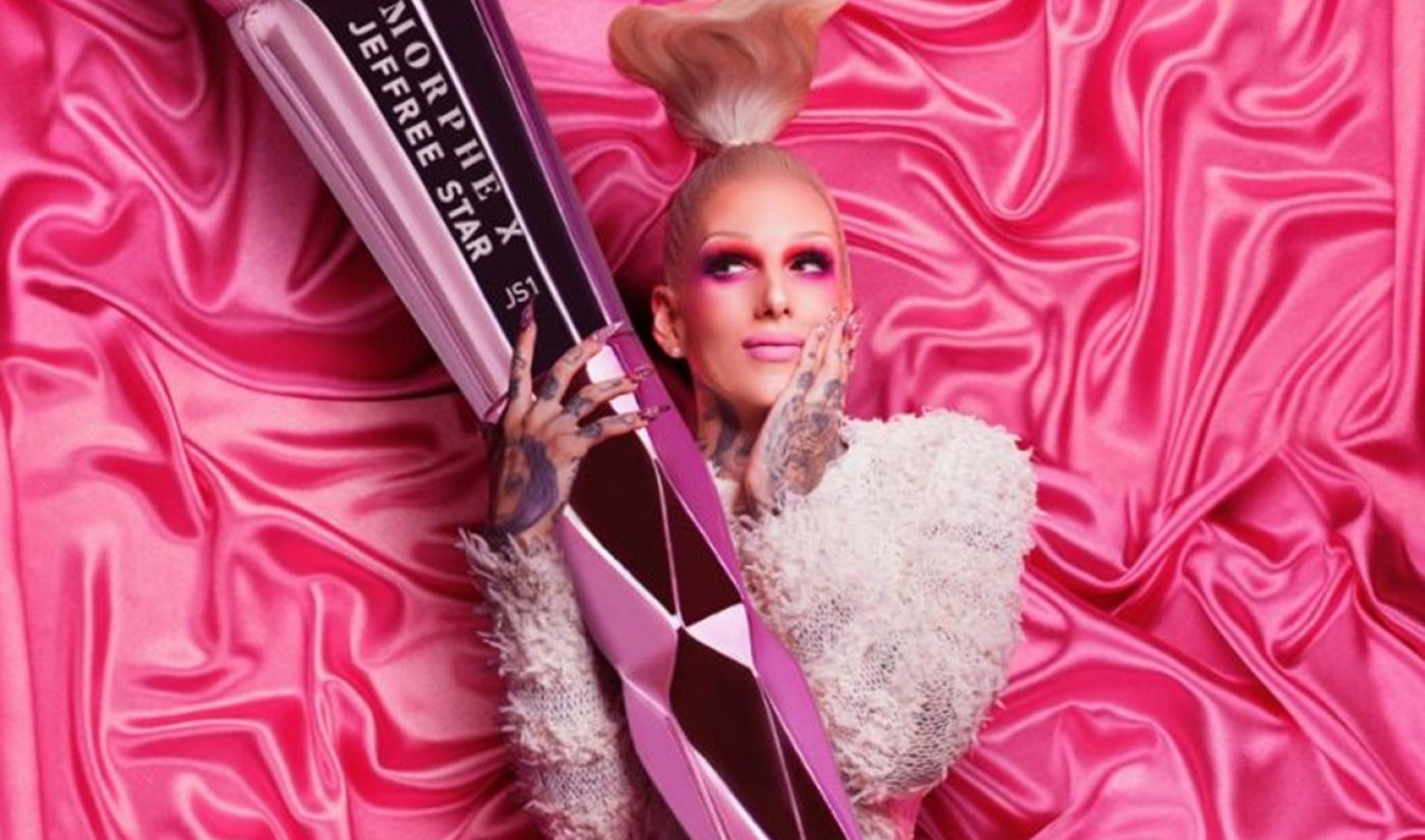 Influencer-Centric Beauty Brand Morphe Nabs Jeffree Star For Latest Collab