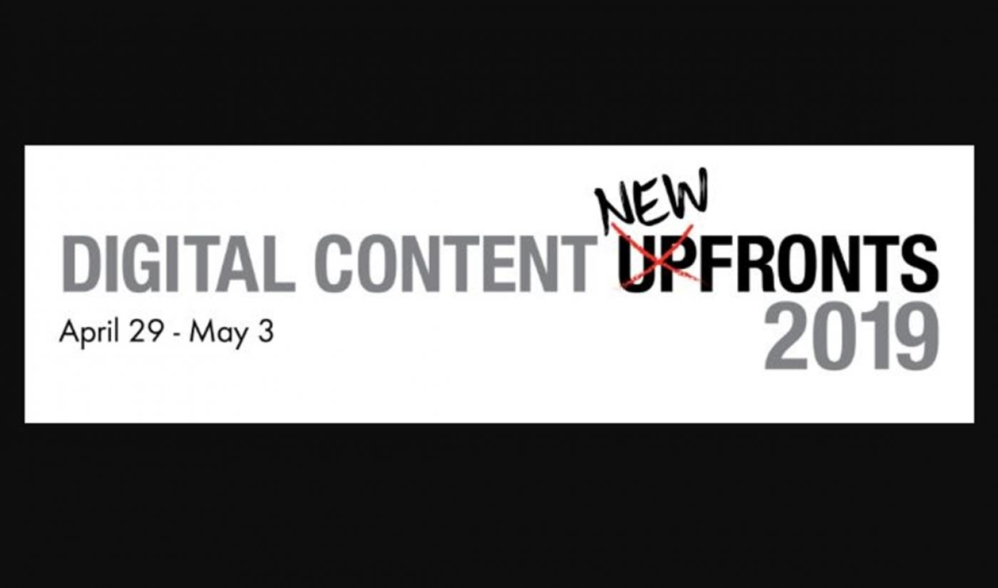 YouTube, Twitter, Studio71, More Set To Present At This Year's NewFronts