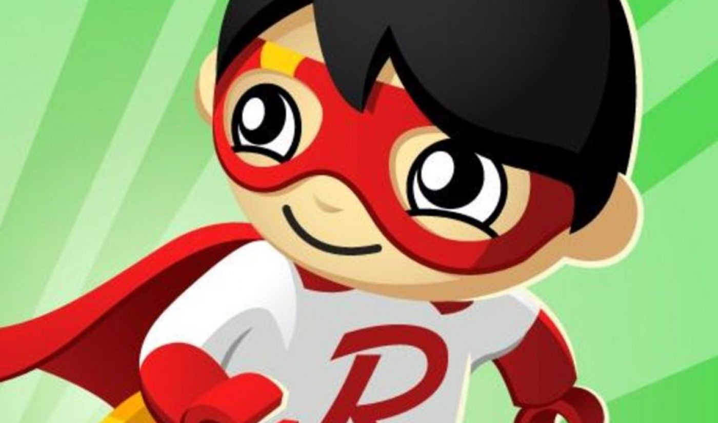 Pocket.watch, Which Reps Ryan ToysReview, Launches Gaming Division