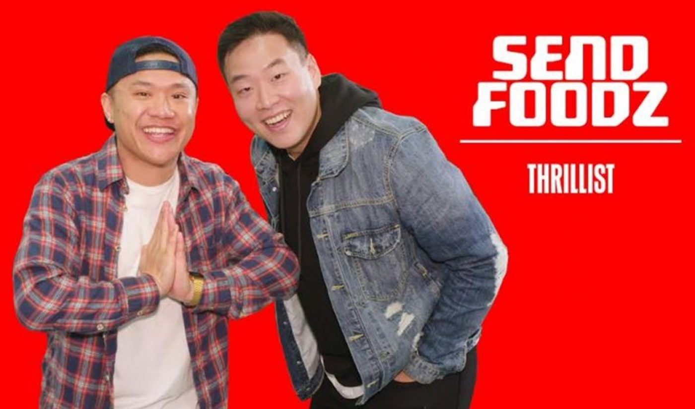 Thrillist Acquires Timothy DeLaGhetto's 'Send Foodz' Series Amid Increased YouTube Focus (Exclusive)