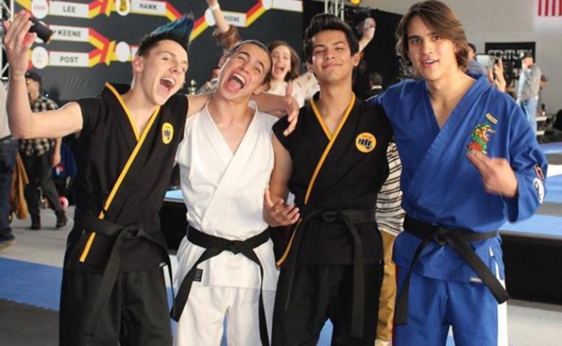 YouTube Premium Breakout Hit 'Cobra Kai' Returns On April 24 ...