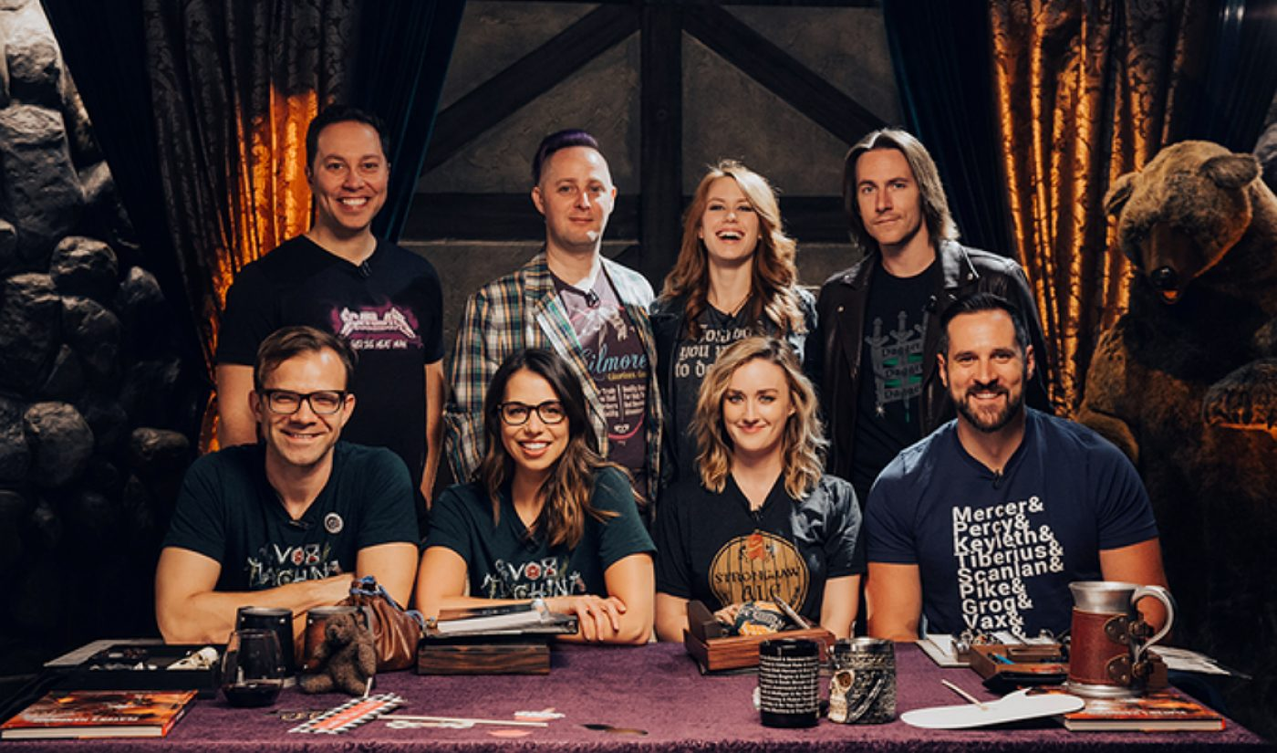 'Critical Role' Animated Special Extended From 22 To 88 Minutes After Fans Pledge $4.5 Million In 24 Hours