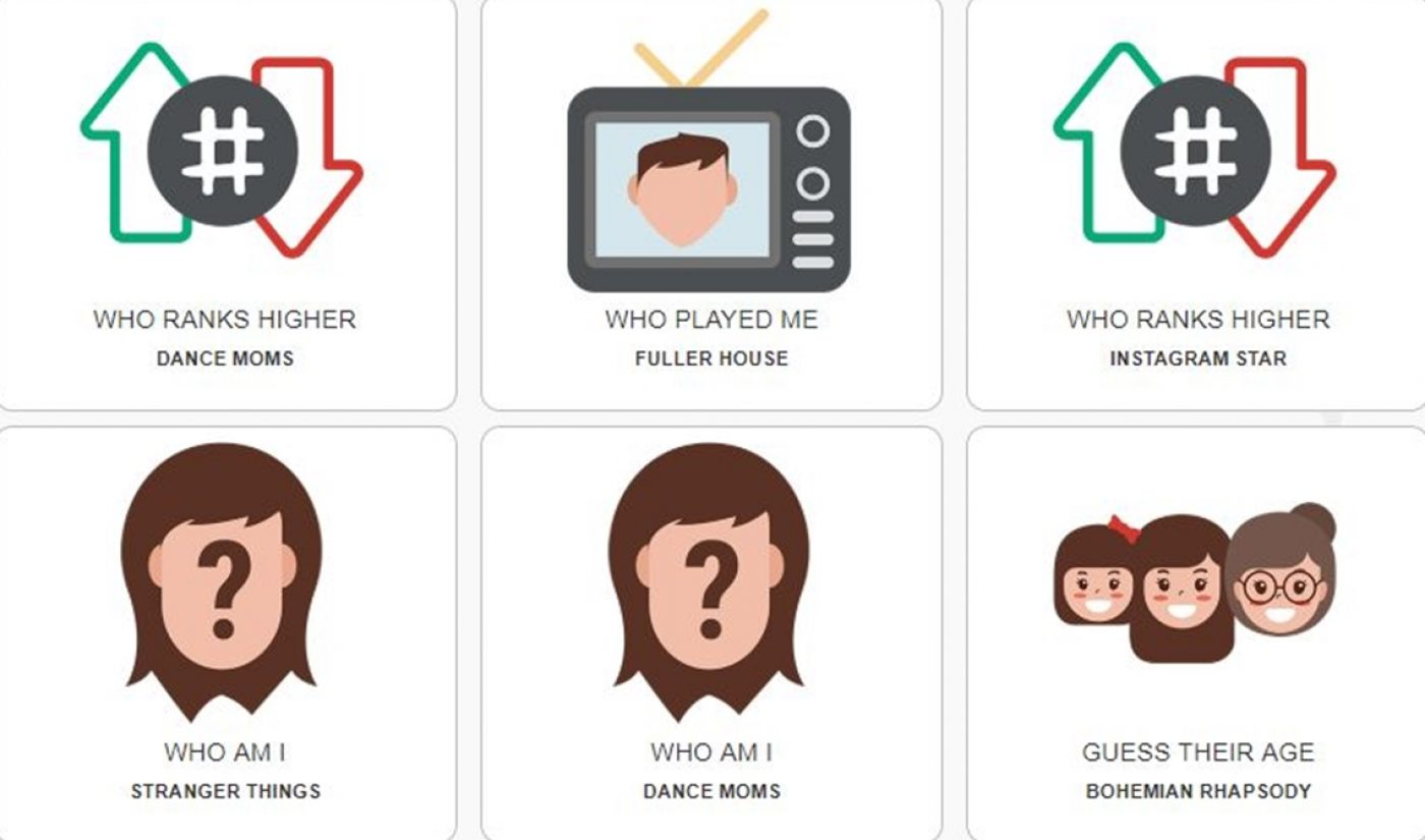 Famous Birthdays Reaches 20 Million Monthly Users, Launches Trivia Outpost
