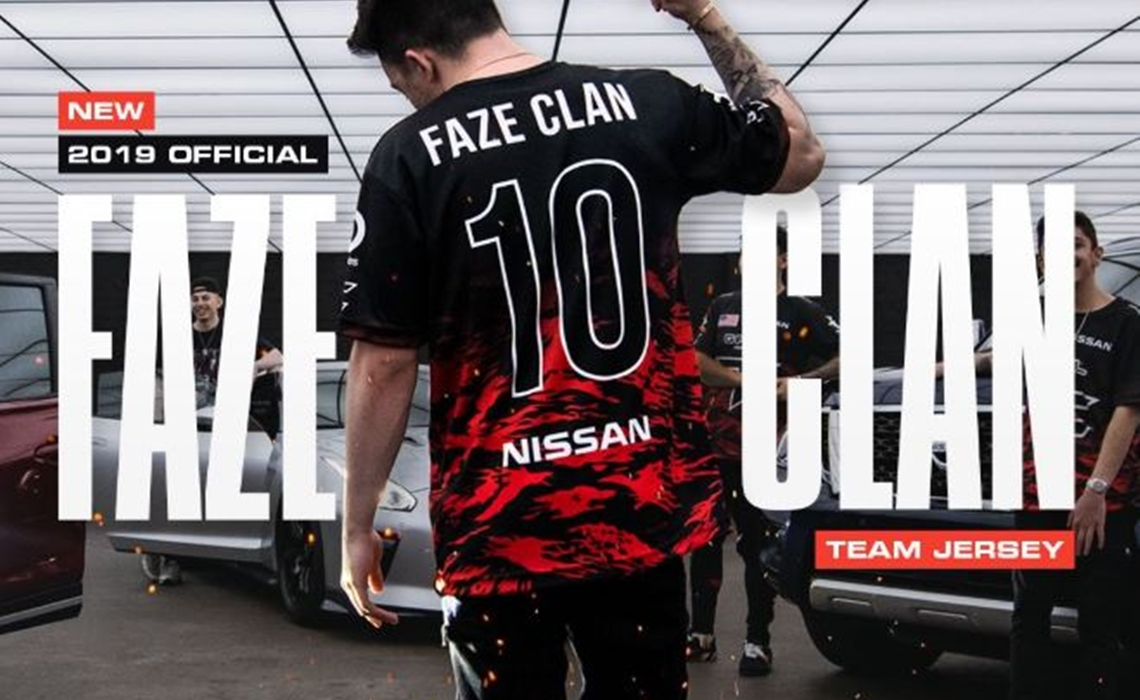 YouTube's FaZe Clan Inks Sponsorship, Content Pact With