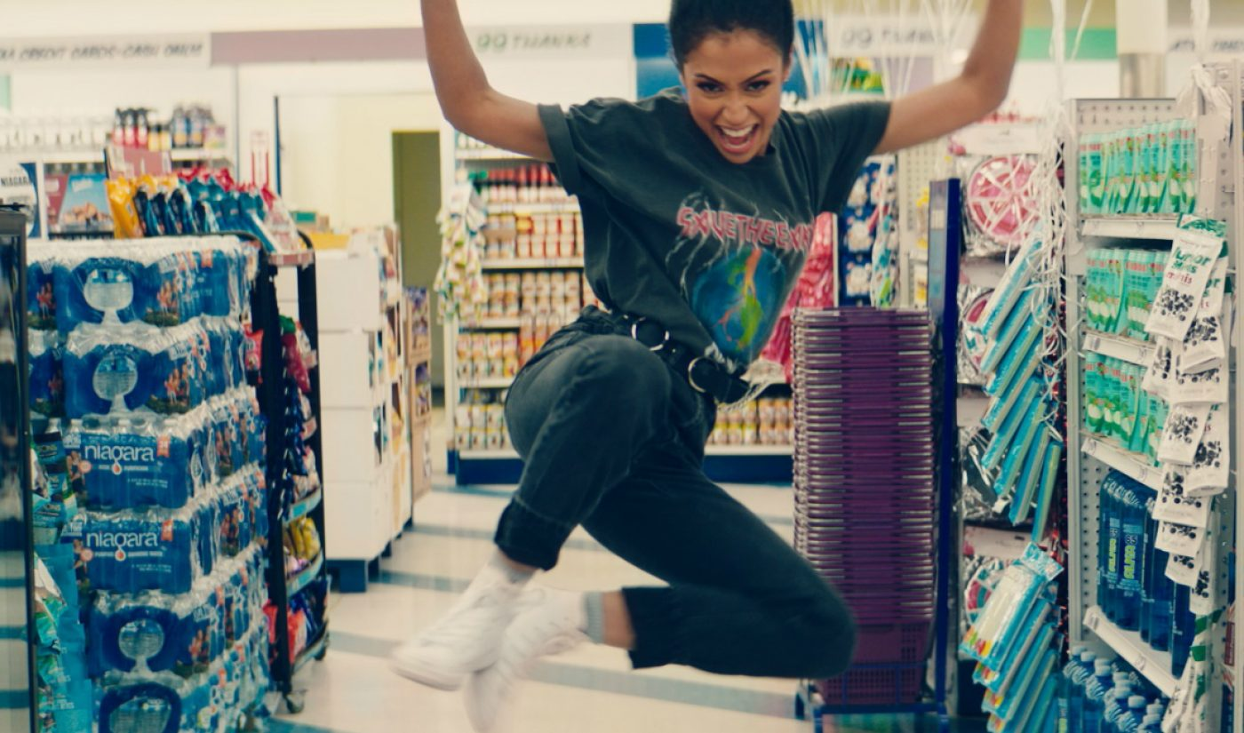 Liza Koshy Returns To YouTube With A Glitzy Musical For Her Dollar Store Shenanigans