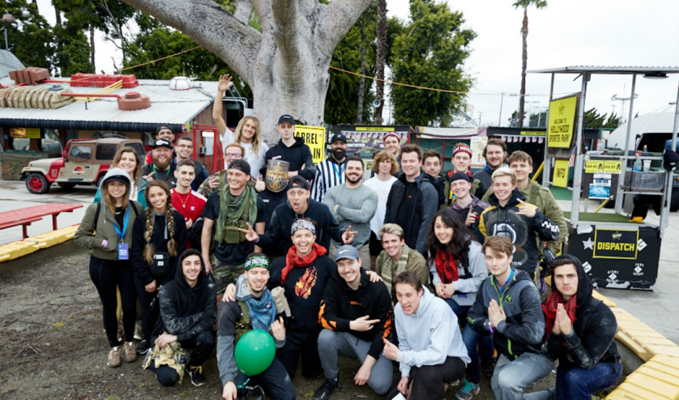 MrBeast Drops Video Of Real Life, EA-Sponsored 'Apex Legends' Battle Starring 39 YouTubers Competing For $200,000