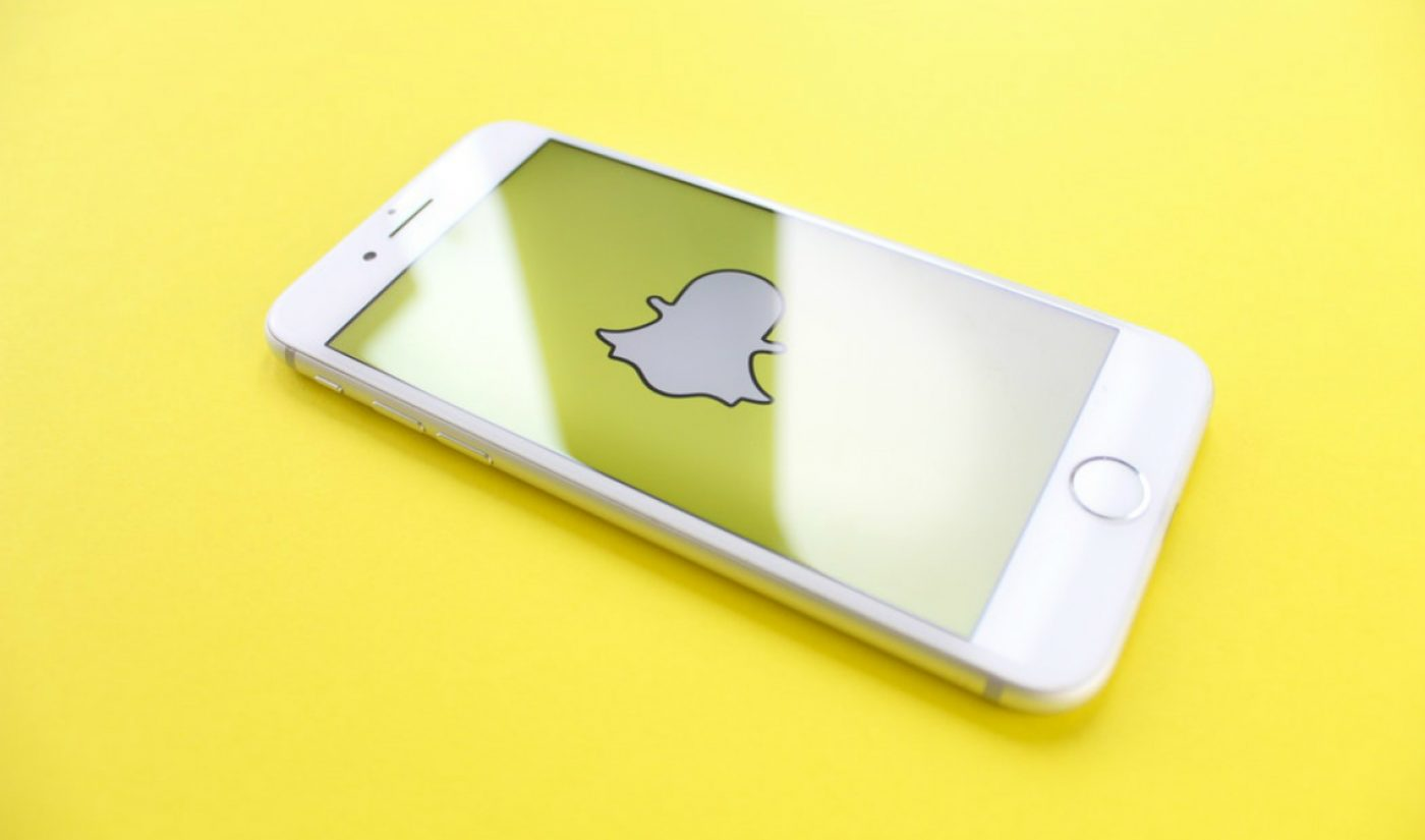 Snapchat Inks Music Deals, Pilots TikTok-Like Feature Letting Users Add Songs To Their Snaps